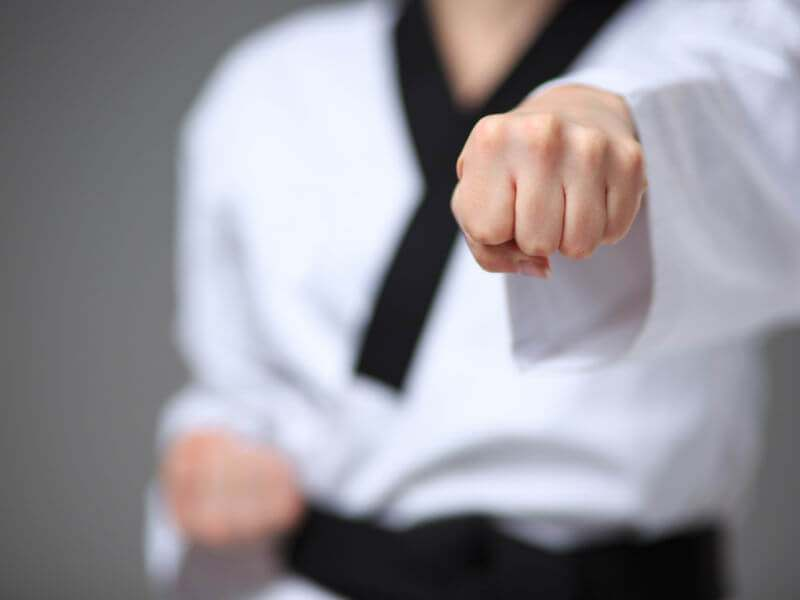 Adult Karate Video Placeholder 1, Sterner's Tae Kwon Do Academy